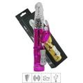 Vibrador Rotativo Jack Rabbit Recarregável (RT002R-ST348) - Rosa