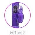 Vibrador Rotativo Recarregável VP (RT019-14565) - Roxo