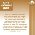 Kit 4 Amarras (ST206) - Onça