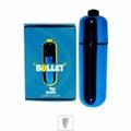 Cápsula Vibratória Bullet Acaso (MV002 - ST221) - Azul Metálico