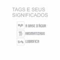 Lubrificante Uau 60ml(ST311) - Morango c/ Champagne