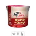 Bolinha Beijável Tri Ball 3un (ST422) - Morango c/ Champagne