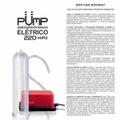 Desenvolvedor Peniano Elétrico Pump (ST274) - 220V