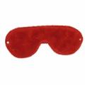 Tapa Olhos Com Pelúcia Brasil Fetiche (VPV22-ST522) - Vermelho