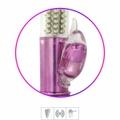 Vibrador Rotativo 36 Vibraçõe Recarregável SI(5276) - Lilás