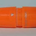 Vibrador Ponto G Waterproof G Spot 12x8 (8899) - Alaranjada