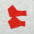 Espartilho Com Meia Califórnia (CF100) - Vermelho