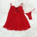 *Camisola Bianca (DM001) - Vermelho