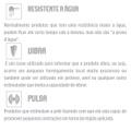 *Vibrador Duplo 7 Vibrações Recarregável ME (MCV1051-5836) - Bordô
