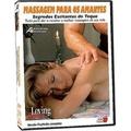 DVD Massagem Para Os Amantes (ST282) - Padrão