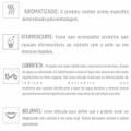 Mousse Efervescente Sensations 80ml (ST559) - Morango c/ Champagne