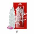 Capa Peniana Dragão de 12cm Para 13cm (16780) - Translúcido