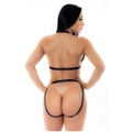 Fantasia Body Sado Star (PS9054) - Preto