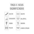 Excitante Unissex Vibration 17ml (ST175) - 50 Tons Vinho Tinto