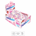 Lâmina Bucal Zero Açúcar Papermint Caixa C/ 12un (ST515) - Morango