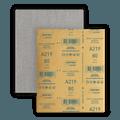 Lixa Folha a 219 - Nofil - Palma Parafusos e Ferramentas