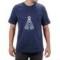 Camiseta Nossa Senhora Aparecida Azul