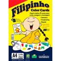 CREATIVE FILIPINHO COLOR CARDS 120GR 24FLS