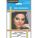Papel Foto 10x15 - 265gr Masterprint - 20FLS
