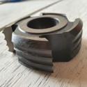 Fresa Para Molduras 80mm X 30mm 4 Asas Em Aço Fepam