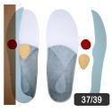 Kit Resiflex - Supinado Ou Cavo Varo 37-39 Br