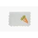 Set guardanapo de coquetel Carrots