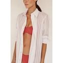 Camisa Longa Louise Branca