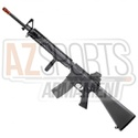 RIFLE DE AIRSOFT ELETRICO AEG G&G TGR16-MR5 DMR
