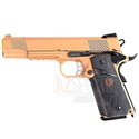 PISTOLA DE AIRSOFT WE 1911-MEU-BLOWBACK