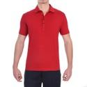 Camisa Polo Vermelha - Algodão Egípcio