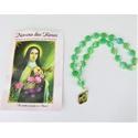 Novena das Rosas - Santa Teresinha do menino Jesus - Verde
