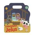 Livro - O nascimento de Jesus - Coleção Lendo Por Aí