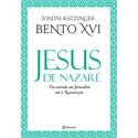 Livro : Jesus de Nazaré - Da entrada em Jerusalém até a Ressureição Bento XVI