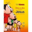Dia a dia com Jesus - Turma da Mônica (capa almofadada)