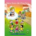 Livro: Meu livro de orações Turma da Mônica