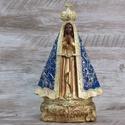 Imagem Resina - Nossa Senhora Aparecida 20 cm