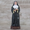 Imagem Resina - Santa Rita de Cássia 13 cm