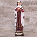 Imagem Resina - Santa Teresinha 15 cm