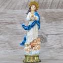 Imagem Resina - Nossa Senhora Imaculada Conceição 15 cm