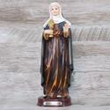 Imagem Resina - Santa Clara 20 cm