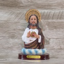 Imagem Resina - Sagrado Coração Jesus 15 cm Busto