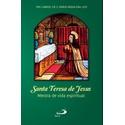Livro Mestra de vida espiritual - Santa Teresa de Jesus