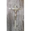 Crucifixo de Parede Estilizado -22x38 Dourado