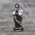 Imagem Resina : São José 15 cm