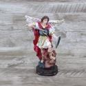 Imagem em Resina - São Miguel Arcanjo 15 cm