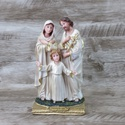 Imagem Resina- Sagrada Família 20 cm