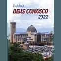 Diário Deus Conosco 2022 - Santuário Aparecida -Cristal