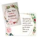 Cartão Felicidade