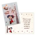 Cartão Amo Você