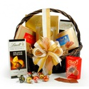 Lindt Chocolate Cesta